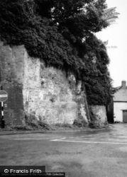 Cardigan, The Castle 1961