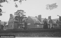 Cardigan, The Grammar School c.1955