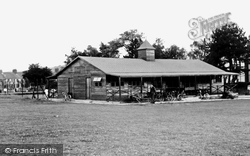 The Pavilion c.1955, Cardigan