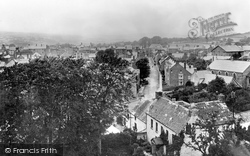 Cardigan, Village c.1930