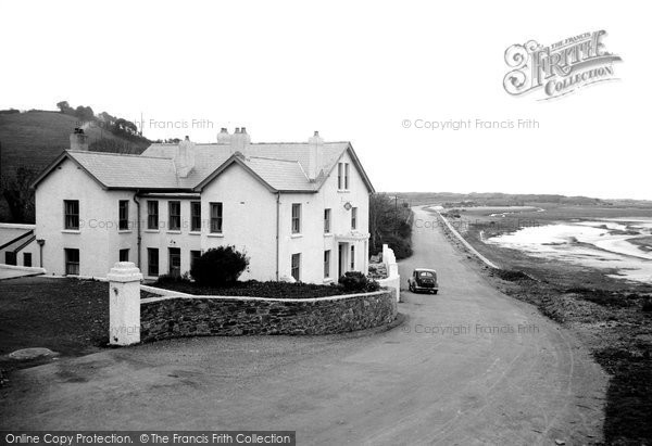 Photo of Cardigan, Webley Hotel c1930, ref. C209058
