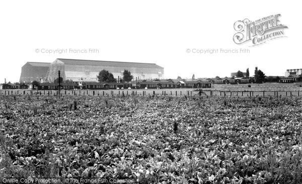 Cardington, RAF Base c1955