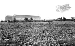 Cardington, RAF Base c.1955