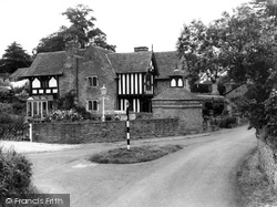 Cardington, The Village c.1960