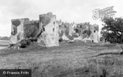 Carew, Castle 1890