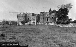 Castle 1953, Carew