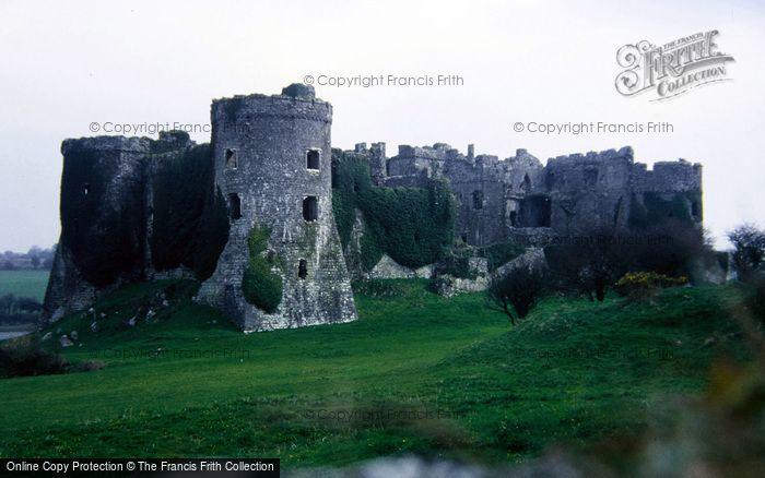 Photo of Carew, Castle 1989