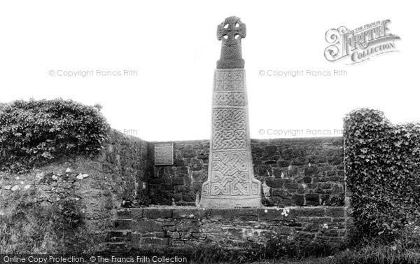 Photo of Carew, The Celtic Cross c.1960