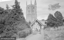 Carhampton, Church 1933