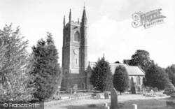 Carhampton, Church c.1960