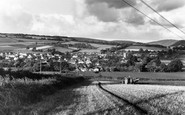 Carhampton, from Blue Anchor Hill c1965