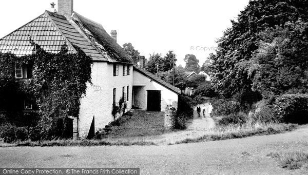 Photo of Carhampton, Sea Lane To Blue Anchor 1933