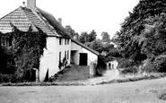 Carhampton, Sea Lane to Blue Anchor 1933
