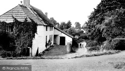 Carhampton, Sea Lane To Blue Anchor 1933