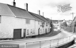 Carhampton, The Butchers Arms c.1960