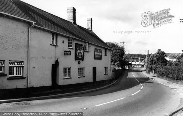 Carhampton, The Butchers Arms c1960