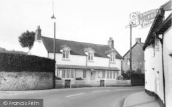 Carhampton, The Cottage c.1960
