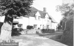 Carhampton, The Village c.1965