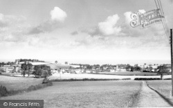 Carhampton, The Village From Briddicot Farm c.1965