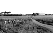 Carisbrooke, Newport School c1955
