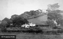 Carisbrooke, Castle c.1874