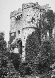 Carisbrooke, Castle c.1883