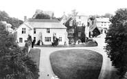 Carisbrooke, Castle Hill 1908