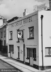 Carisbrooke, Castle Hotel c.1955