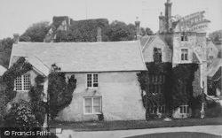 Carisbrooke, Castle, Interior c.1883