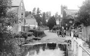 Carisbrooke, Castle Street c1955