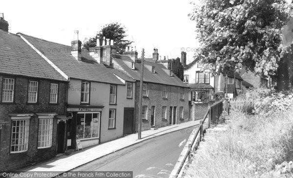Carisbrooke, Main Street c1955