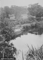 Carisbrooke, Mill Pond 1913