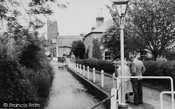 Carisbrooke, The Ford, Castle Street c.1955