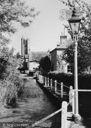 Carisbrooke, The Ford, Castle Street c.1960