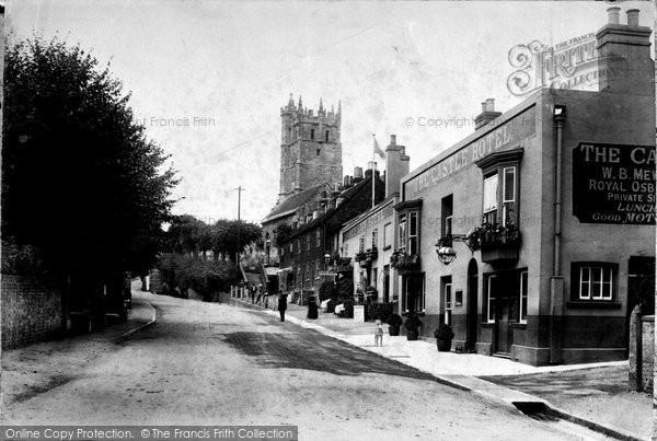 Carisbrooke, the Village 1908