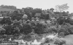 Carisbrooke, The Village c.1955