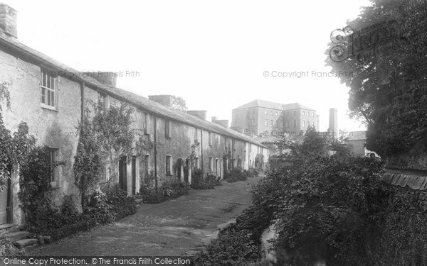 Cark In Cartmel, Lower Row 1897