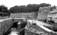 Cark In Cartmel, Mill Close c1965
