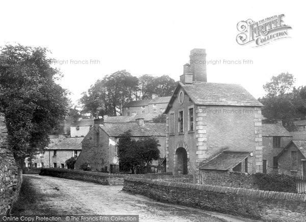 Cark In Cartmel, Mill Entrance 1897