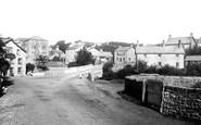 Cark In Cartmel, the Village 1897