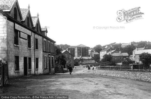 Photo of Cark, The Village 1903