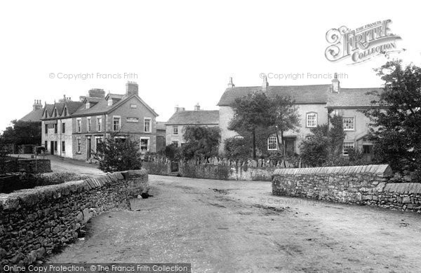 Photo of Cark In Cartmel, the Village 1903, ref. 50094