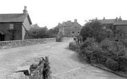Cark In Cartmel, the Village 1912