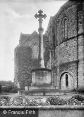 Cark, War Memorial 1925