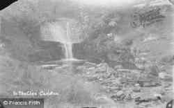 Carleton, In The Glen c.1900