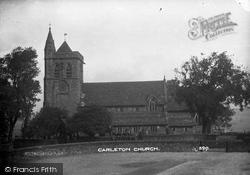 Carleton, St Mary's Church c.1900