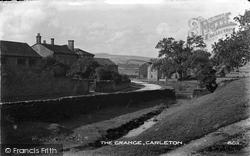 Carleton, The Grange c.1900