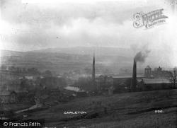 Carleton, The Mill c.1900