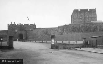 Carlisle, Castle 1949