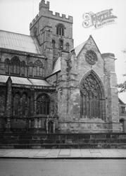 Cathedral 1958, Carlisle